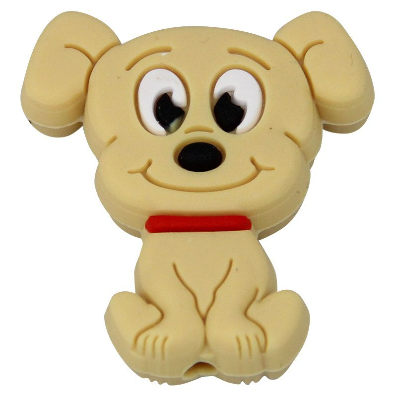 Silikonmotive Hund