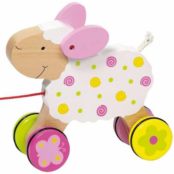 Ziehtier Schaf mit Name