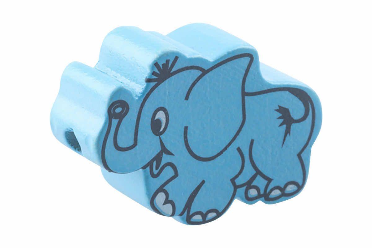 Motivperlen Elefant