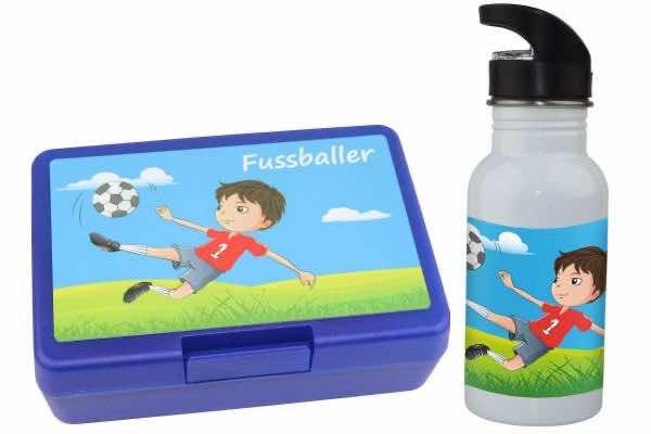 Kindergartenset Fussballer