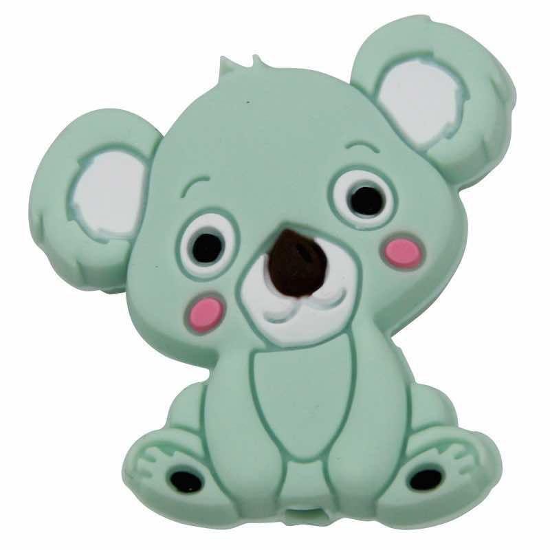 Silikonmotive Koala mit Körper