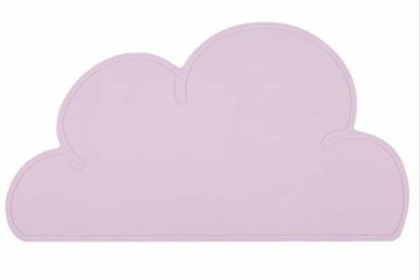 Tischset Wolke zartrosa